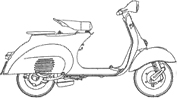 Vespa 150