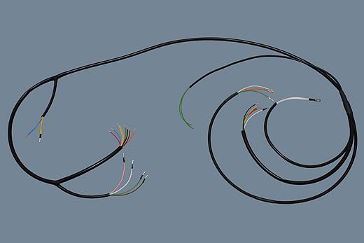 Wiring Harness Motovespa GT 160 (Main)