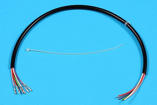 Reparatursatz Blinkerschalter Vespa PX Lusso ohne Batterie