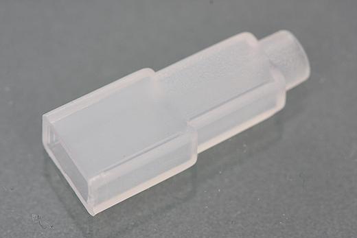 Isolationstülle für Flachsteckhülse 4,8 (10 Stk.)