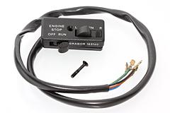 Blinkerschalter für Vespa PX mit Notaus USA-Modell (Grabor)