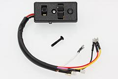 Lichtschalter Vespa PX 6V ohne Zündschloss (Grabor)