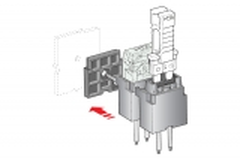 Sicherungshalter für Flachsicherungen SET