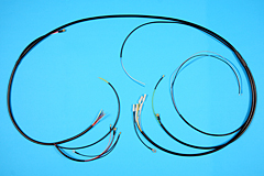 Wiring Harness Vespa 125 (VNB4) Conversion