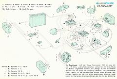 Kabelbaum Set Ape AD1/AE1 (mit Kickstarter)