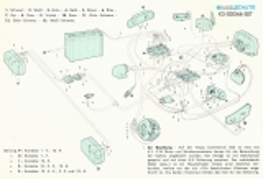 Kabel Zündspule Ape AD1/AE1 (mit Kickstarter)