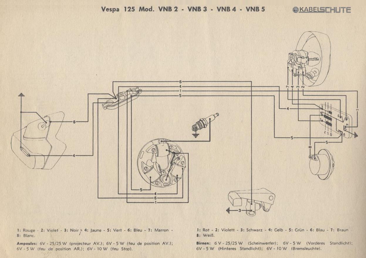 Vespa Gl Wiring Diagram Kelistrikan Px Diagrams